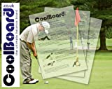 Workout for CoolBoard Balance Wobble Board - Exercises for Golfers