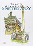ART OF SPIRITED AWAY HC