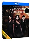 Crónicas Vampíricas 6 Temporada Blu-ray España