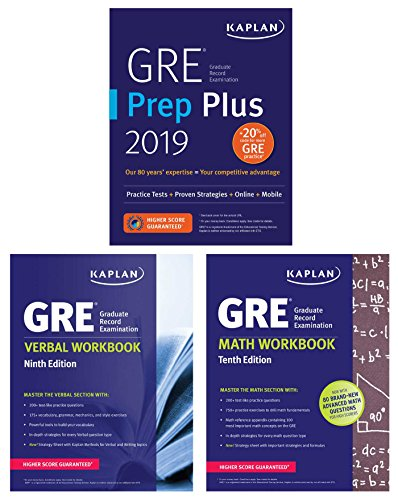 GRE Complete 2019 The Ultimate in Comprehensive Self-Study for GRE (Kaplan Test Prep) [Kaplan Test Prep] (Tapa Blanda)