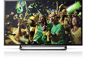 Sony BRAVIA KDL-40R485 102 cm (40 Zoll) LED-Backlight-Fernseher, EEK A (Full HD, Motionflow XR 100Hz, DVB-T/C/S2) schwarz