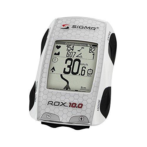 Sigma Rox 10 GPS set completo