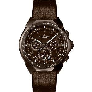 Jacques Lemans Men's 1-1675G Jürgen Melzer Collection Sport Analog Chronograph Watch