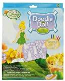 DDI 1228006 Doodle Doll Kit- Disney Fairies Case Of 100