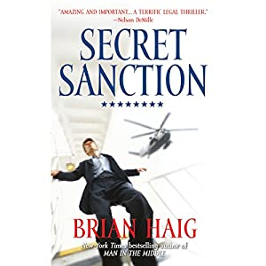 Secret Sanction Hörbuch