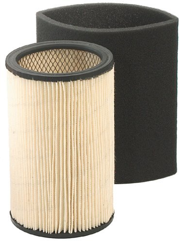 Shop-Vac 8017062 Air Cleaner Filter Replacement Kit (Shop Vac Contractor Filter compare prices)