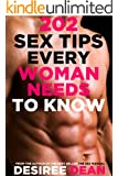 202 Sex Tips Every Woman NEEDS to Know