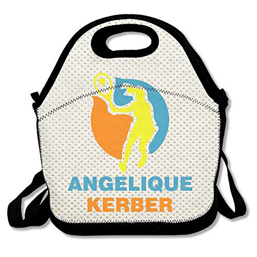 amurder-angelique-kerber-tennis-insulated-personalized-tote-lunch-food-bag-black
