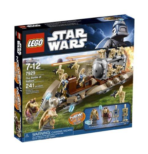 Imagen de LEGO Star Wars The Battle of Naboo 7929