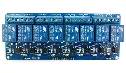 Arduino 8 relay