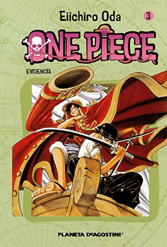 One Piece nº 03: Evidencia (Manga)