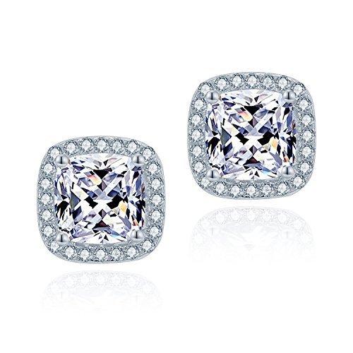 jewel-encrusted-simulated-diamond-sterling-silver-stud-earrings-ladies-micro-pave-halo-cushion-earri