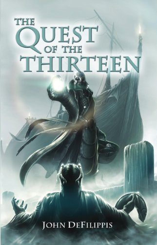 <strong>A Brand New Fantasy Book of The Month to Sponsor Hundreds of Freebies & Bargains on Our Fantasy Search Pages - John DeFilippis' <em>The Quest of the Thirteen</em></strong>