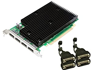Amazon.com: NVIDIA Quadro NVS 450 by PNY 512MB GDDR3 PCI