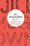 Jill McGown Births, Deaths and Marriages