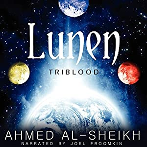 Lunen: Triblood Audiobook