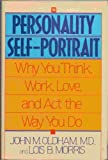 img - for Personality Self-Portrait, Why You Think, Work, Love.. book / textbook / text book