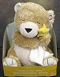 Hallmark Plush FRT2022 Rock-A-Bye-Baby Sing to Me Recordable Plush Bear