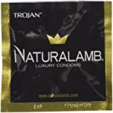 Trojan Naturalamb Lubricated Condoms, 10ct