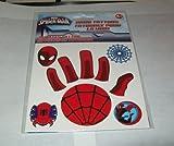 Marvel - Hand Temporary Tattoos - Styles Vary (Spiderman)