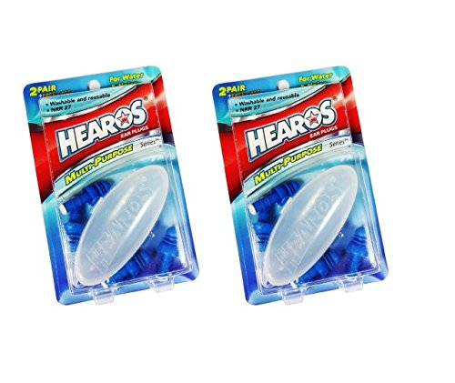 hearos-multi-purpose-reusable-silicone-ear-plugs-includes-free-case-2-pair-pack-of-2
