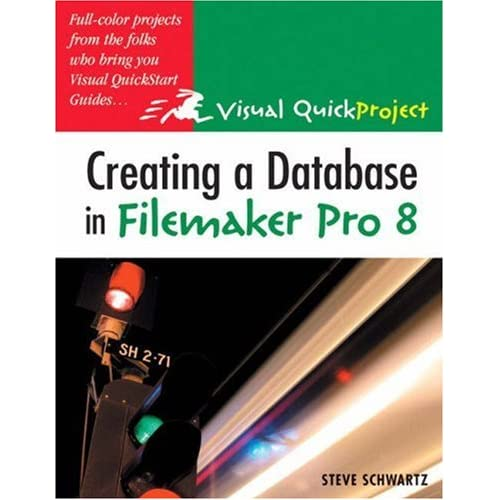 Filemaker Pro Icon. in FileMaker Pro 8: Visual