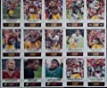 2014 Score Football Washington Redskins Team Set In a Protective Case - 15 Cards Including RG3 (2), Alfred Morris (2), Orakpo (2), Garcon (2), Lache Seastrunk RC, Ryan Grant RC, Trent Murphy RC, Jordan Reed, Andre Roberts, Moss, and Desean Jackson.