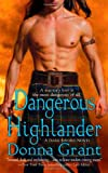 img - for Dangerous Highlander: A Dark Sword Novel book / textbook / text book