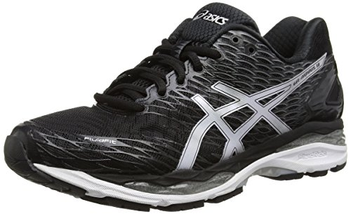 asics-gel-nimbus-18-mens-training-running-shoes-black-black-silver-carbon-9093-9-uk-44-eu