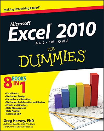Download Excel 2010 All-in-One For Dummies