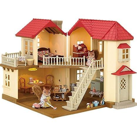 Big house gift set Lit Sylvanian Families light (japan import)