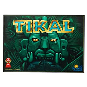 Tikal game!