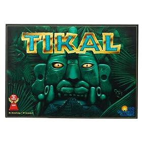 Tikal game!