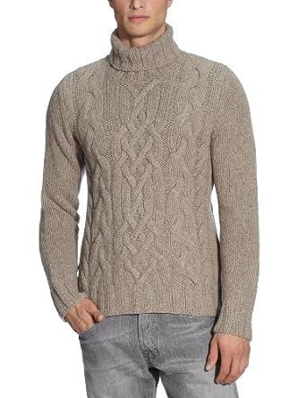 henry cotton 39 s herren pullover zopfmuster 120129218001. Black Bedroom Furniture Sets. Home Design Ideas