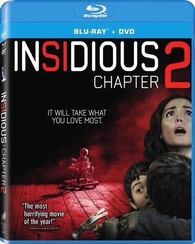 Blu-ray : Insidious: Chapter 2 (With DVD, Ultraviolet Digital Copy, 2 Pack, Dolby, AC-3)