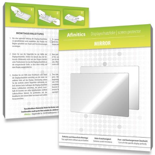 2 x Afinitics Mirror Spiegel-Displayschutzfolie
