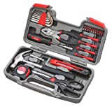Apollo Precision Tools DT9706 General Tool Set, 39-Piece