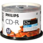 Philips CD-Rs (D52N600)