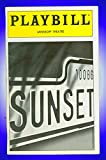Sunset Boulevard, Broadway Playbill + Alice Ripley, Steven Stein-Grainger , Betty Buckley, Alan Campbell, Vincent Tumeo, Darrin Baker, Alan Oppenheimer, Lada Boder, Bryan Batt
