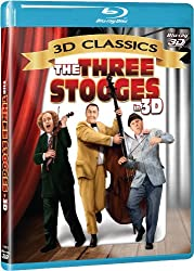 Three Stooges [3D Blu-ray]