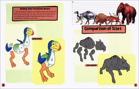 Totally Prehistoric Beasts: Dennis Schatz, Bob Greisen: 9781571458896