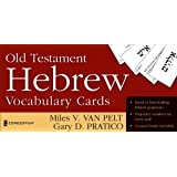 Old Testament Hebrew Vocabulary Cards (Zondervan Vocabulary Builder Series, The)