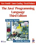 Java(TM) Programming Language, The (3rd Edition) (The Java Series)
