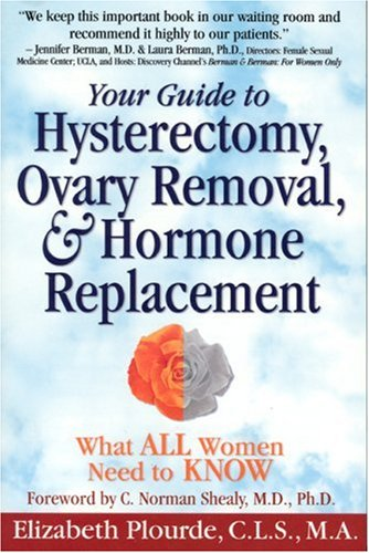 Your Guide to Hysterectomy, Ovary Removal, & Hormone Replacement: What All Women Need to Know