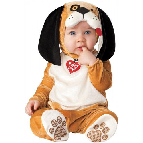 Puppy Love Costume - Infant Large