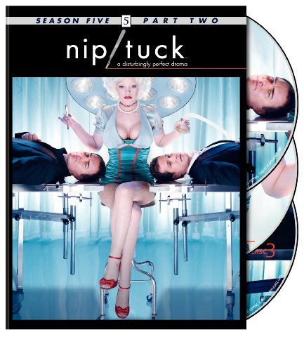 Nip/Tuck: Season 5 Part Two [DVD] [Region 1]