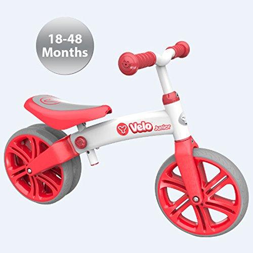 childrens-y-velo-junior-balance-bike-red-18-48-months-unisex-by-yvolution