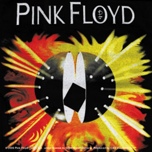 Licenses Products Pink Floyd Brockom 3 Sticker