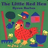The Little Red Hen Board Book