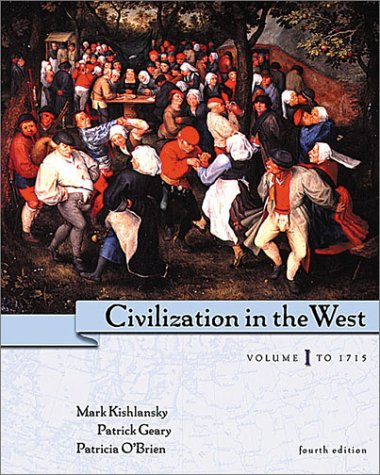 Sources of the West: Readings in Western Civilization, Volume I--From the Beginning to 1715 (4th Edition)